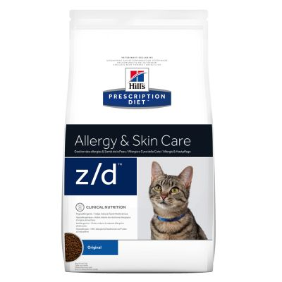 Hill's | Prescription Diet Feline z/d Allergy & Skin Care