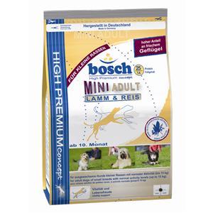 Bosch   High Premium Mini Adult Lamm & Reis