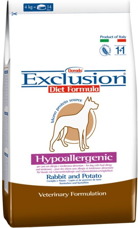 Exclusion | Diet Rabbit and Potato