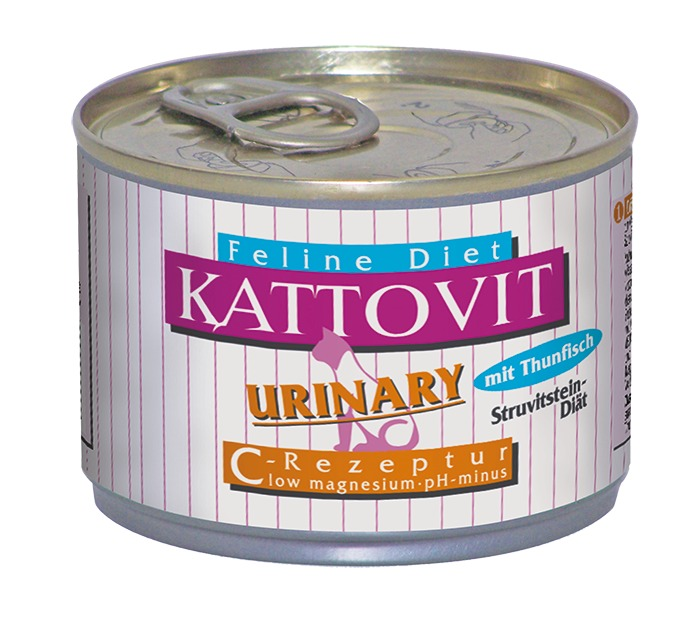 Kattovit Urinary - Low Magnesium Thunfisch 24 x 85 g