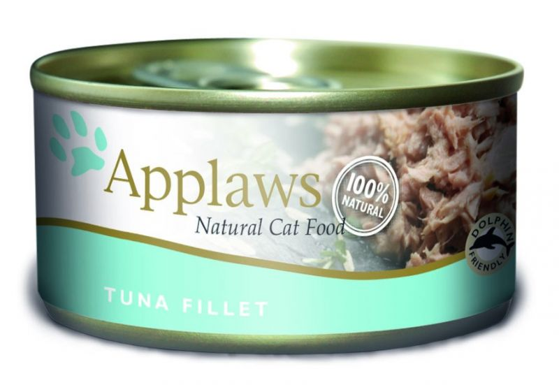 Applaws | Thunfischfilet Dose
