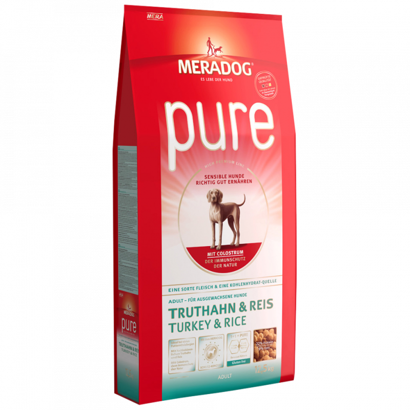 Mera Dog | Pure Truthahn & Reis