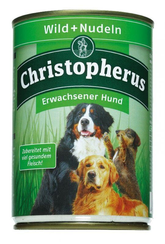 Allco | Christopherus Erwachsener Hund Wild + Nudeln