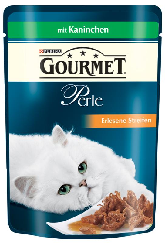Gourmet | Perle Erlesene Streifen mit Kaninchen