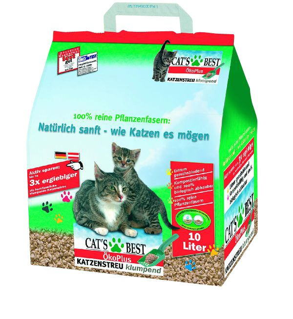 CAT´s BEST Öko Plus 10 l