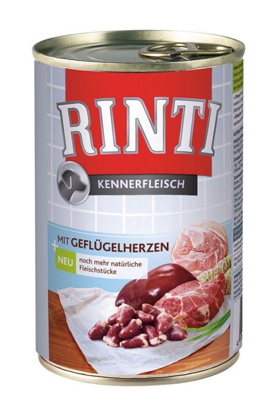 Rinti | Kennerfleisch mit Geflügelherzen