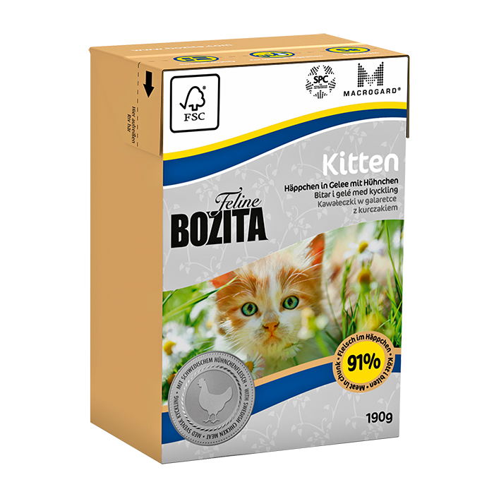 Bozita | Feline Kitten