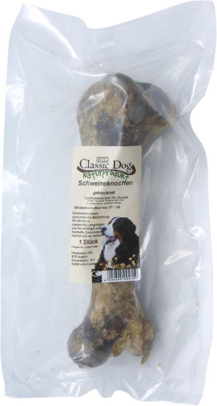 Classic Dog | Schweineknochen geräuchert