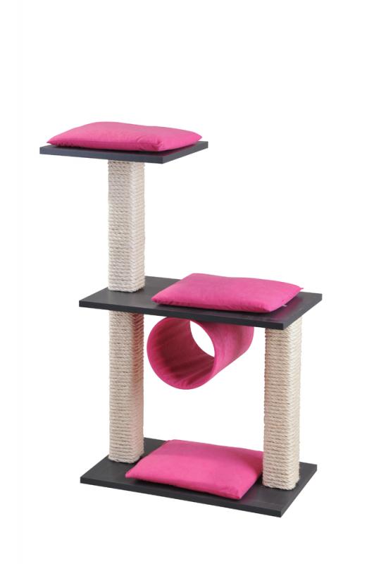 SILVIO DESIGN | Kratzstamm Cosy pink