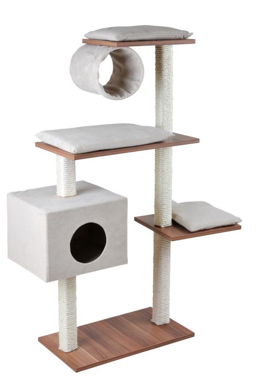 SILVIO DESIGN | Katzentraum Cosy - braun