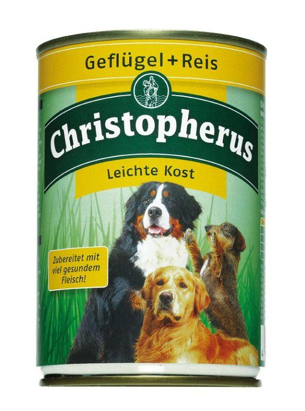 Allco | Christopherus Leichte Kost Geflügel + Reis