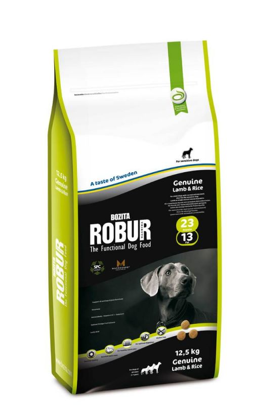 Bozita | Robur Genuine Lamb & Rice