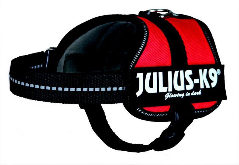 Julius K-9 | Powergeschirr rot