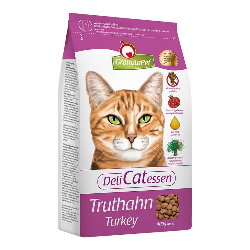 GranataPet | DeliCatessen Truthahn Adult