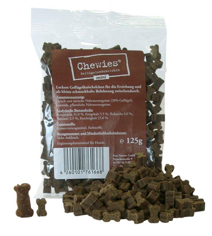 Chewies | Geflügelknöchelchen mini