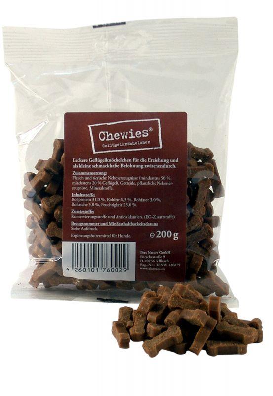Chewies | Geflügelknöchelchen
