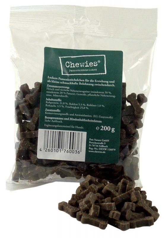 Chewies | Pansenknöchelchen