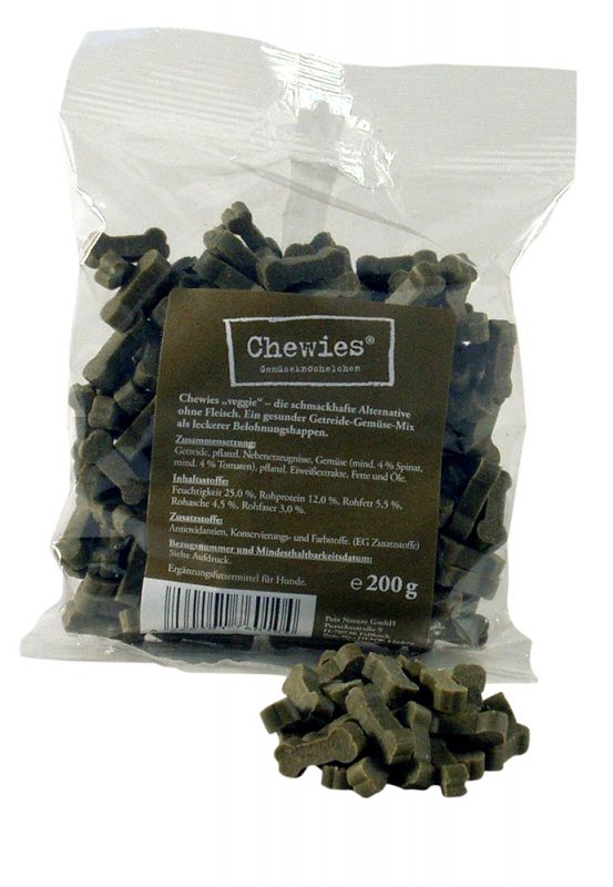 Chewies | Gemüseknöchelchen