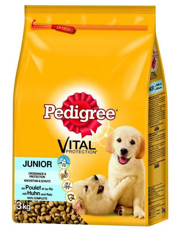 Pedigree | Junior mit Huhn & Reis
