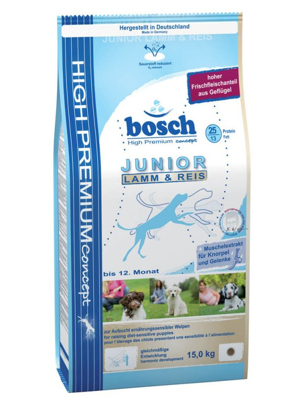 Bosch | High Premium Junior Lamm & Reis
