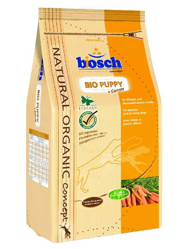 Bosch | Natural Organic Bio Puppy