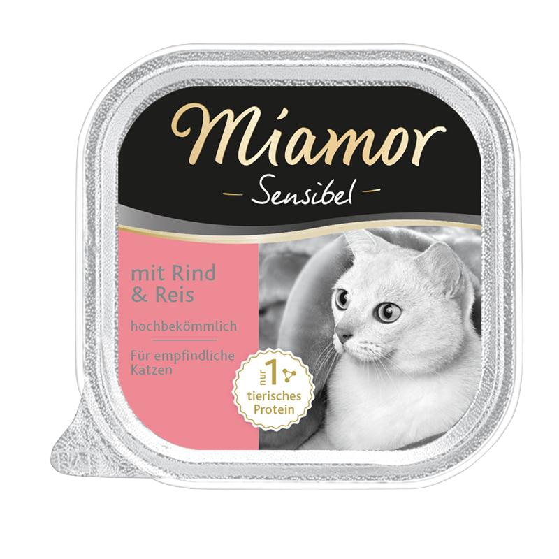 Miamor | Sensibel Rind & Reis