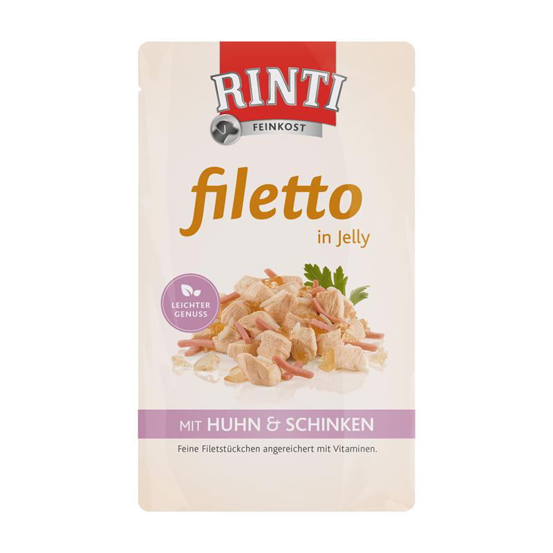 Rinti | Filetto in Jelly Huhn & Schinken