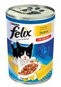 Felix | Dosen Häppchen in Gelee mit Huhn