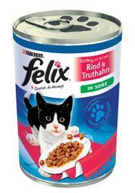 Felix | Leckerbissen Rind & Truthahn