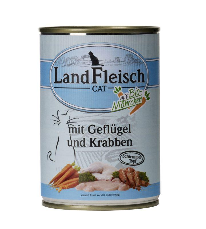 LandFleisch | Schlemmertopf Geflügel und Krabben