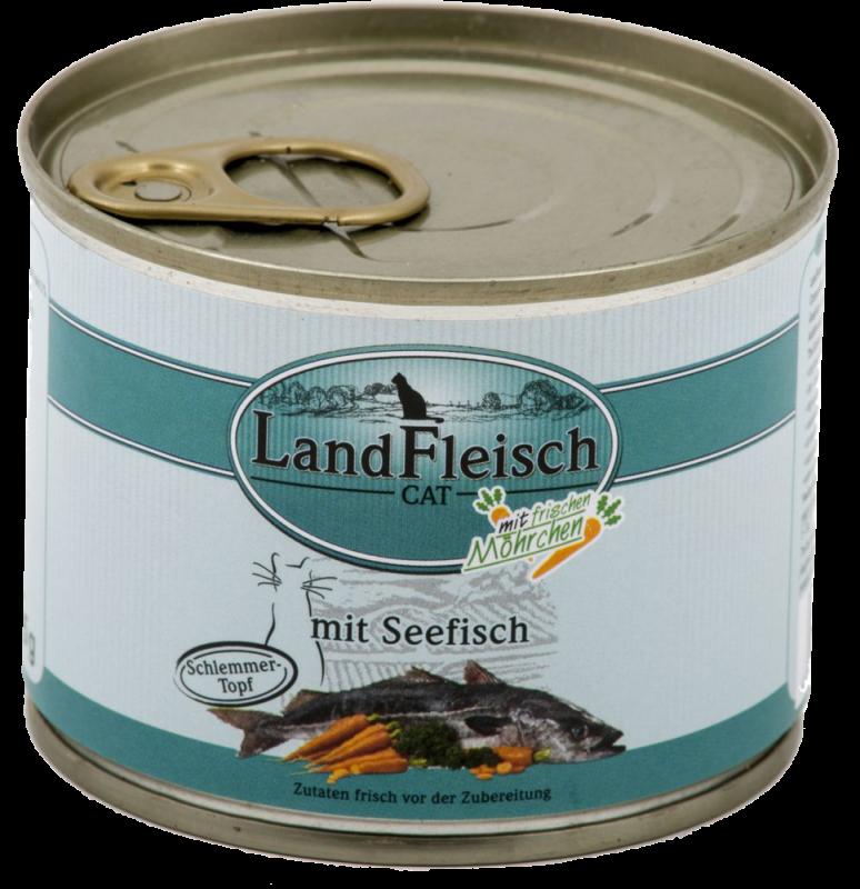 LandFleisch | Schlemmertopf mit Seefisch