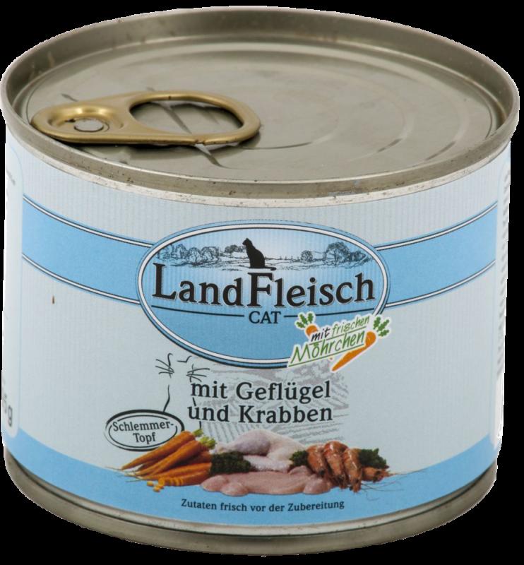 LandFleisch | Schlemmertopf Geflügel & Krabben