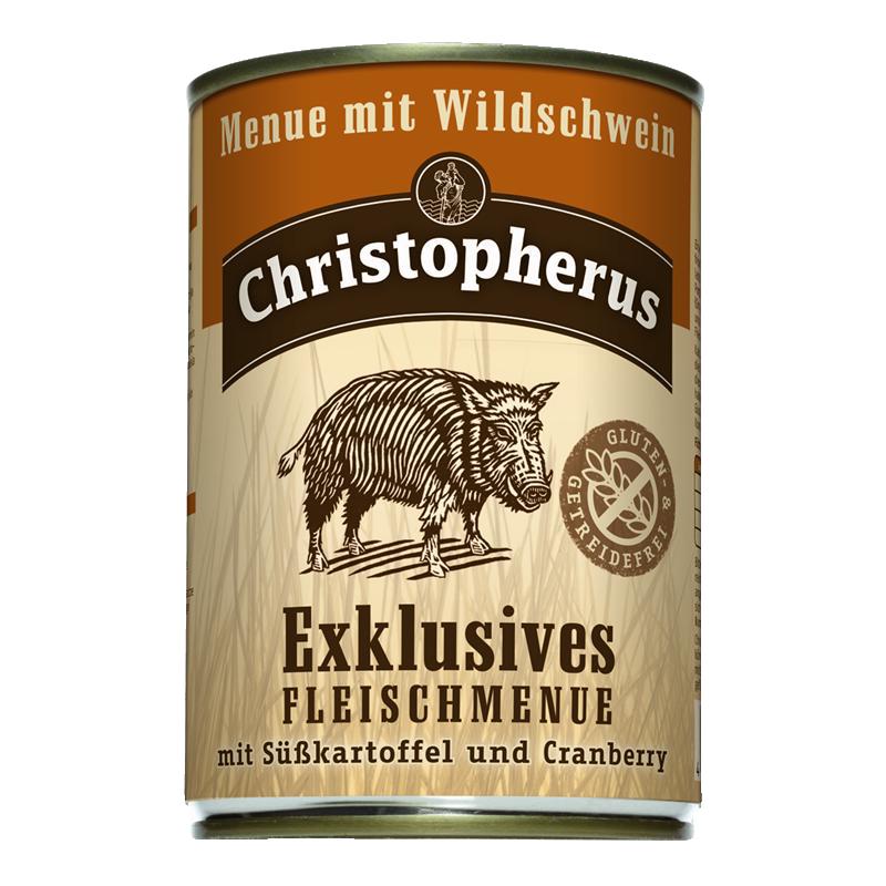 Allco | Christopherus Menü mit Wildschwein