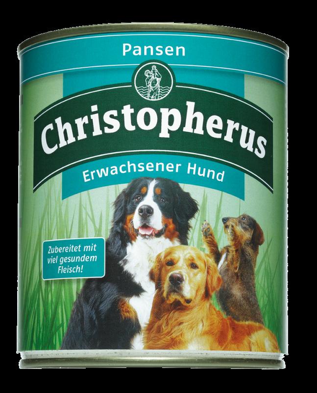 Allco   Christopherus Erwachsener Hund Pansen