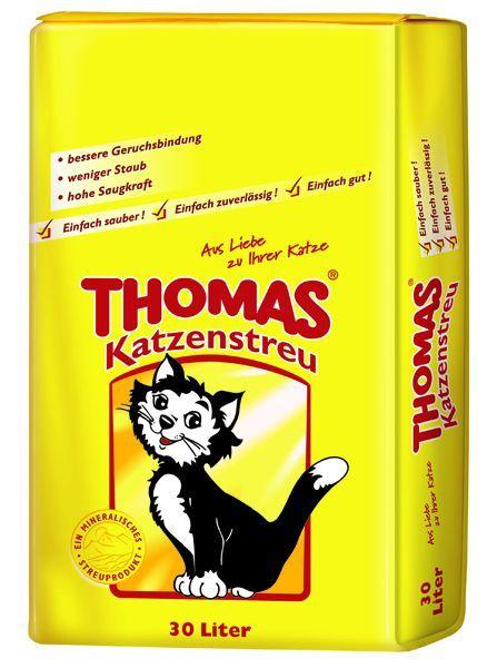 Thomas | Katzenstreu