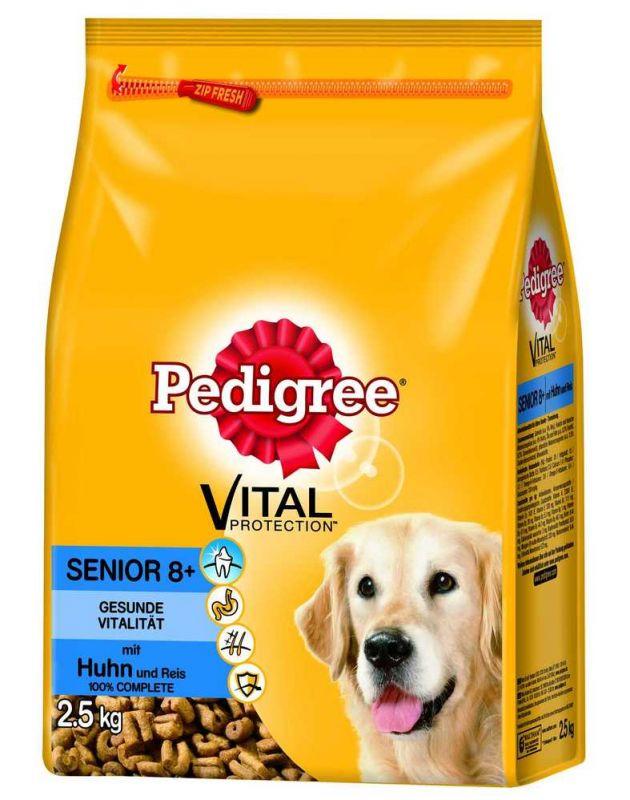 Pedigree | Senior 8+ mit Huhn & Reis