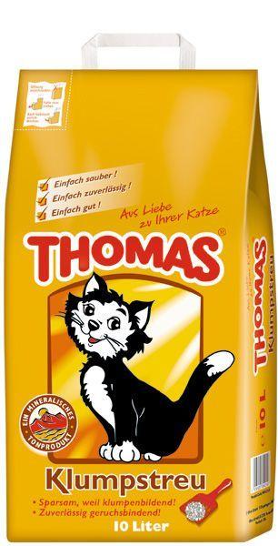Thomas | Klumpstreu