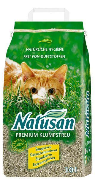Natusan | Premium Klumpstreu