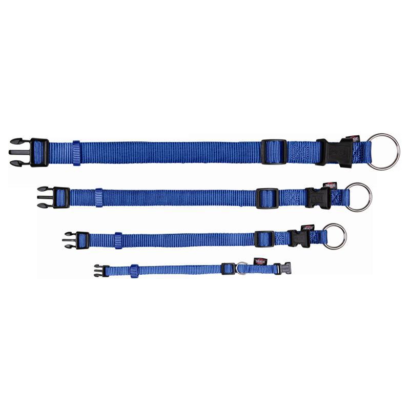 Trixie | Premium Halsband in Blau