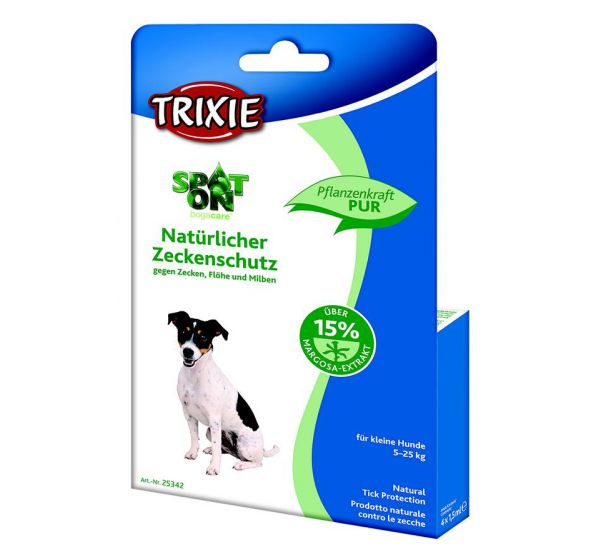 Trixie | Spot On Zeckenschutz, kleine Hunde
