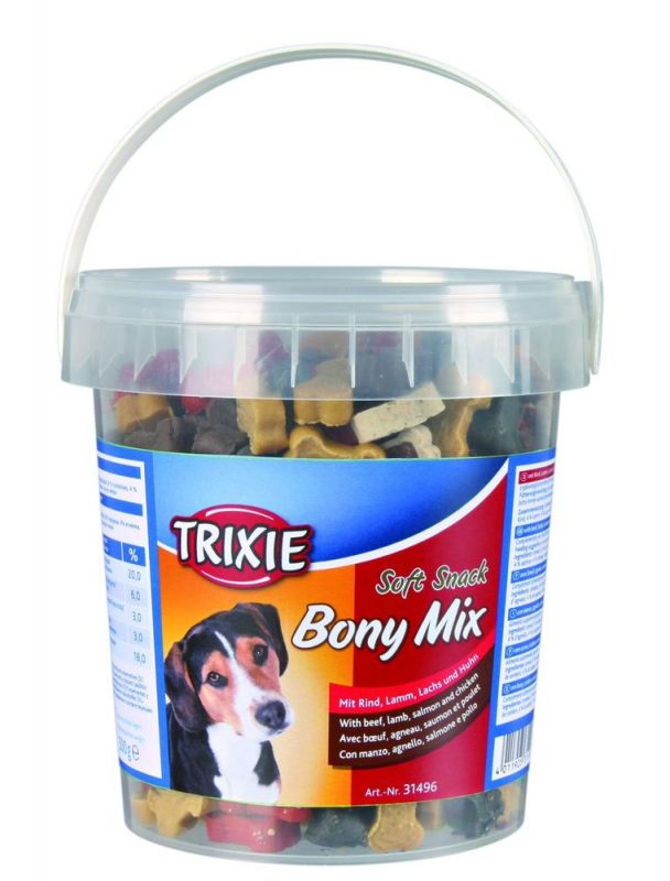 Trixie | Soft Snack Bony Mix