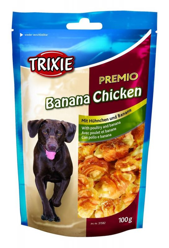 Trixie | Premio Banana Chicken