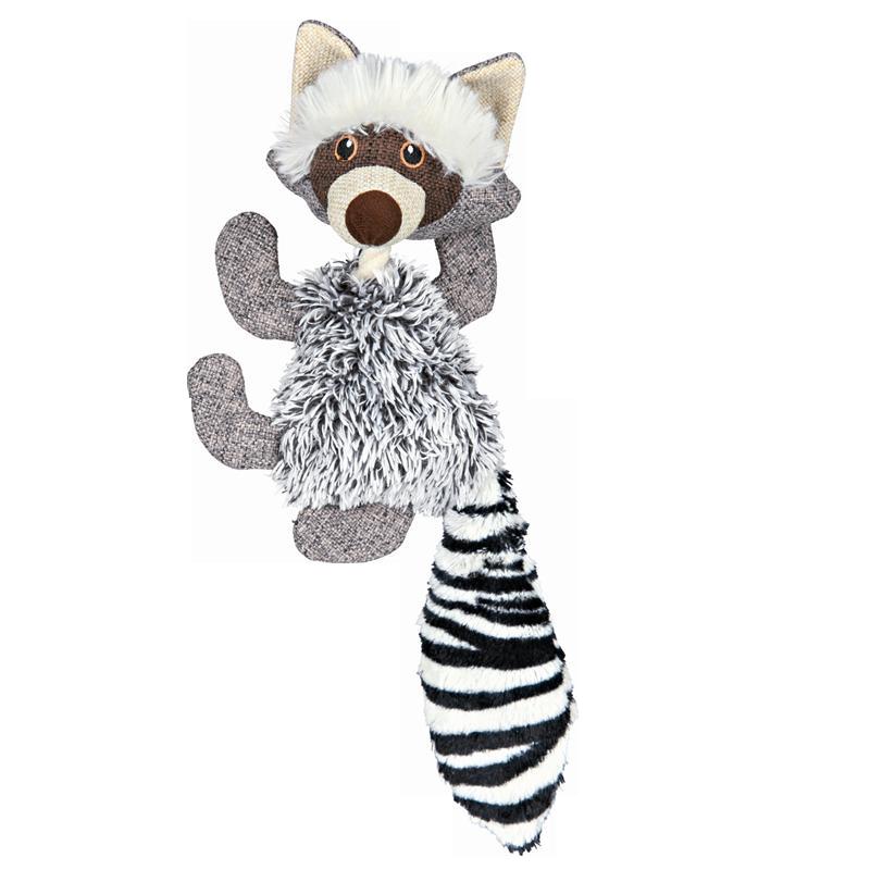 Trixie | Waschbär - grau