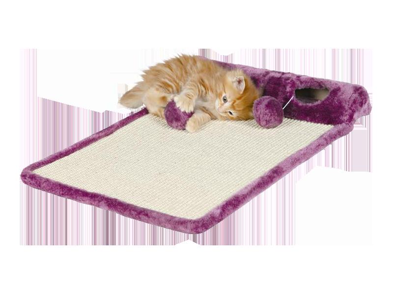 Trixie | My Kitty Darling Kratz- und Spielteppich