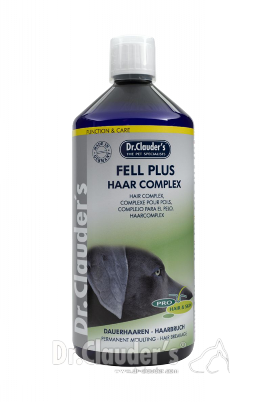 Dr. Clauder's | Function & Care Pro Hair & Skin Fell Plus Haar Complex
