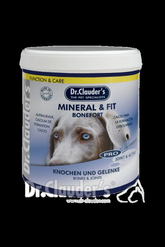 Dr. Clauder's | Mineral & Fit Aufbaukalk (Bonefort)