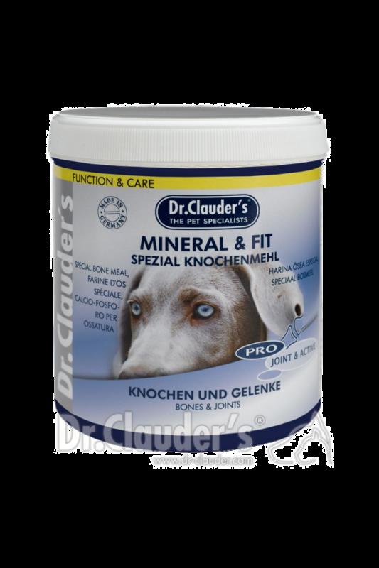 Dr. Clauder's | Mineral und Fit Spezial Knochenmehl