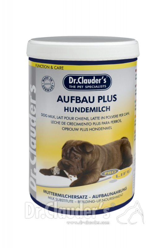 Dr. Clauder's | Function & Care Pro Life Aufbau Plus Hundemilch