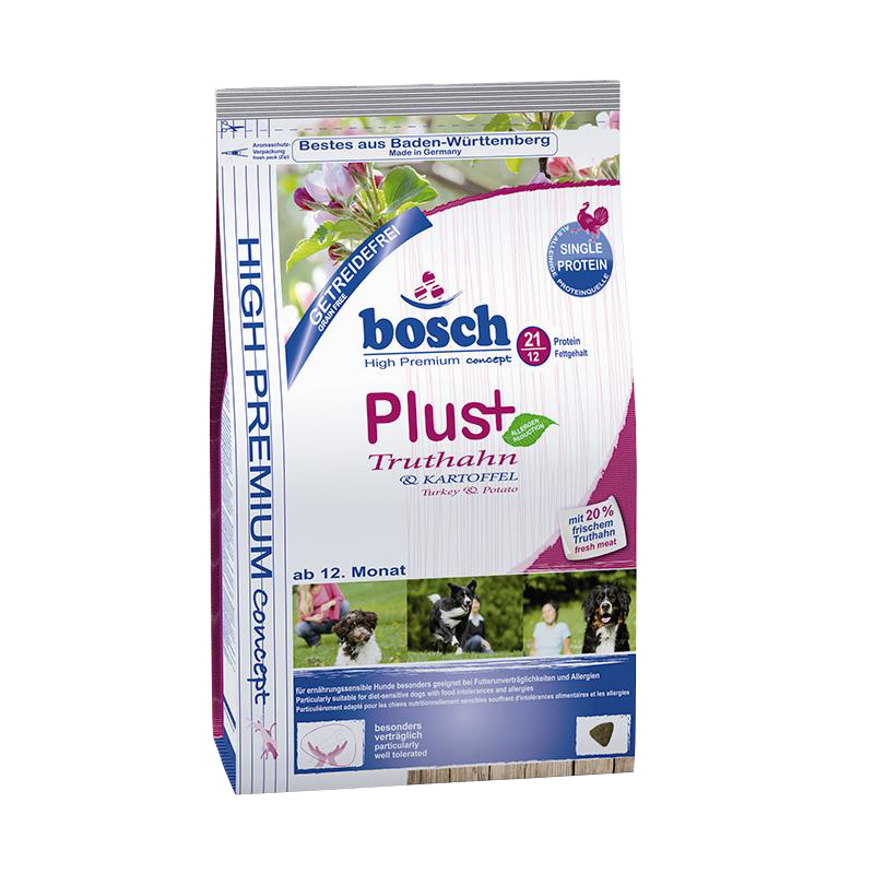 Bosch | High Premium Plus+ Truthahn & Kartoffel
