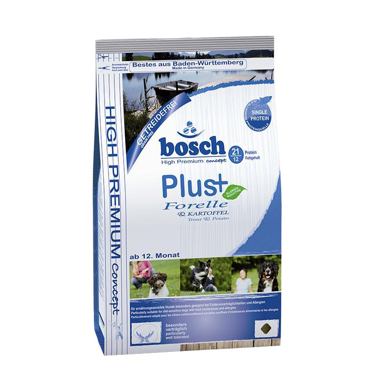 Bosch | Plus Forelle & Kartoffel